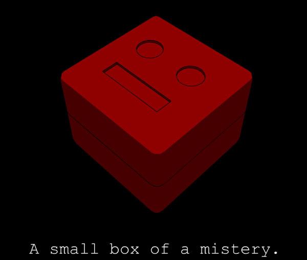 Crimson Room - Box of Mistery