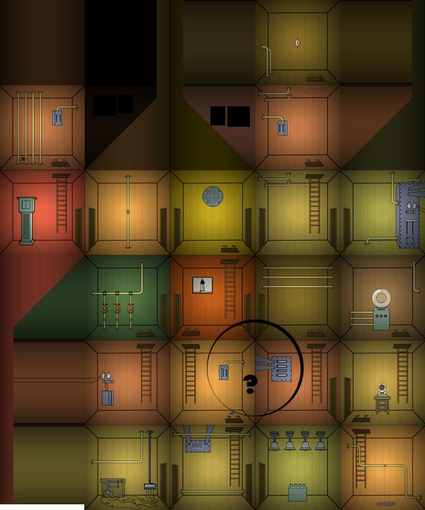 Submachine 1 map