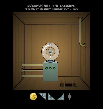 Submachine 1 clock