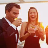 Ligger Please: Event Crasher Seeks Free Booze, Snacks