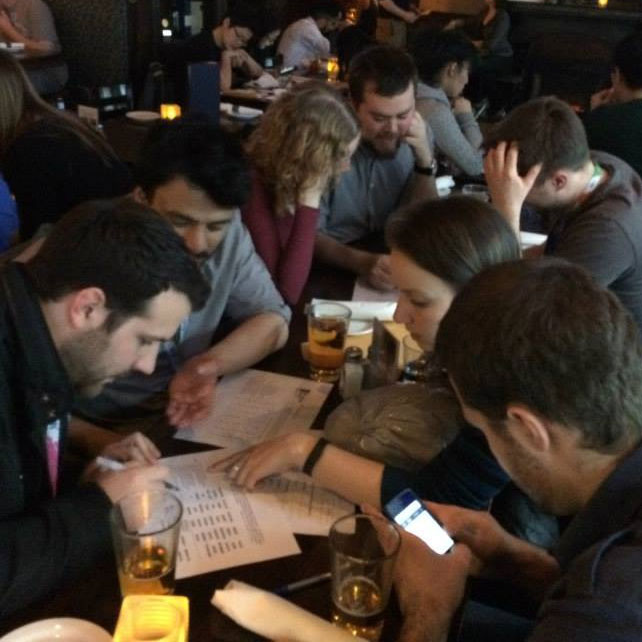 LockQuest Crosses the Halfway Mark: April ETBCK and Puzzled Pint Standings