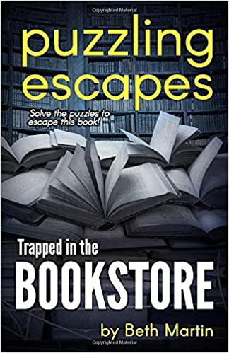 Puzzling Escapes Trapped in the Bookstore
