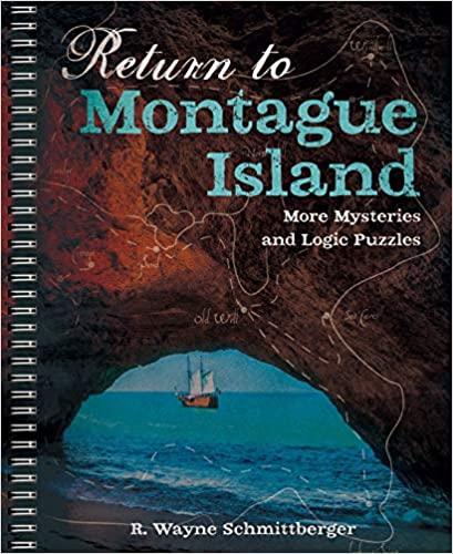 LockQuest - Return to Montague Island