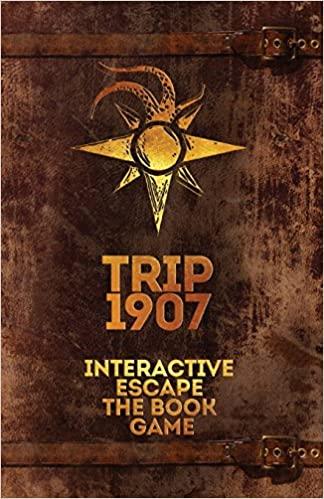 Trip 1907: Interactive Escape The Book Game