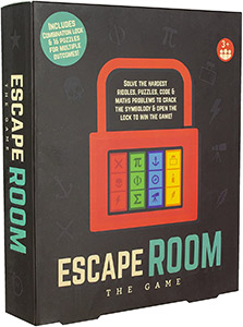 LockQuest - Escape Room: The Game escape the room board game in a box cover image